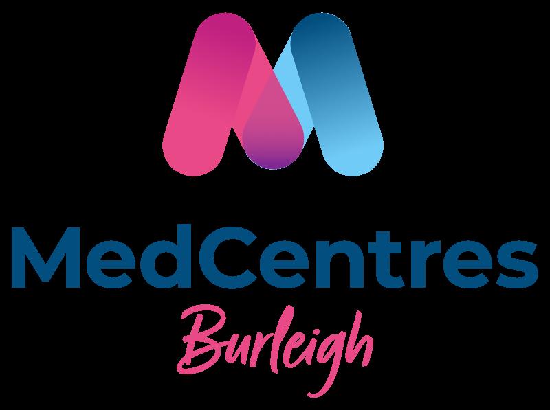 Logo for MedCentres Burleigh